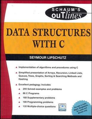 Data Structures With C (Schaum's Outlines)
