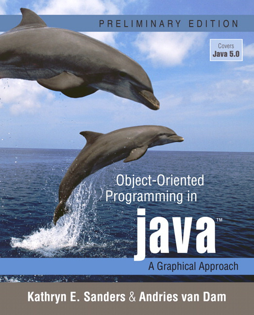 (OOP)- Object Oriented Programming with Java PDF