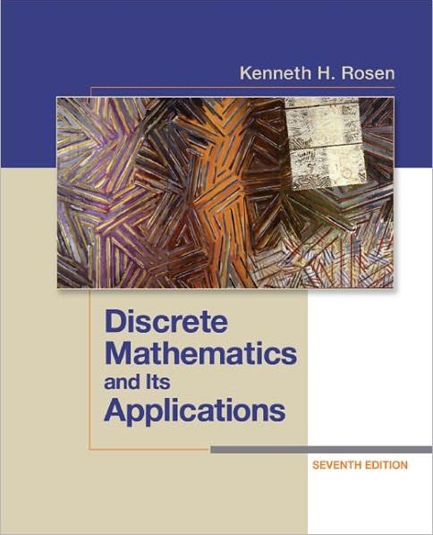 ROsen Discrete Methematics And Its Applications ডাউনলোড